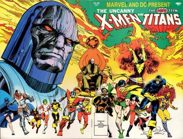 X-MenTitans