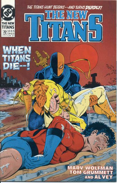 New Titans 72