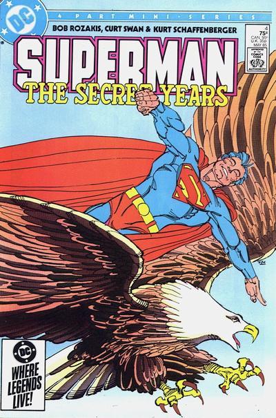 Superman SY 4